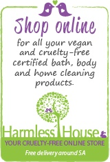 Shop online with Harmless House