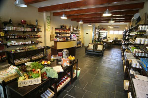 Health shops such as Creeds in Tokai, Cape Town, are always a good bet for buying vegan produce