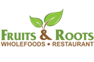 Fruits and Roots - a wonderful vegetarian restaurant located in the heart of Jo'burg