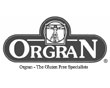 Orgran specialise in producing a wide range of vegan foods that are free from gluten, wheat, dairy, peanut, egg and yeast