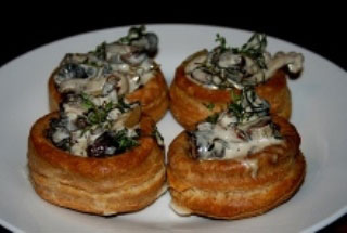 Vegansa Directory French Recipes Creamy Mushroom And Thyme Vegan