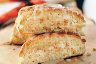Light Fluffy Scones by Micheline