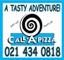 Call-a-Pizza for vegan pizzas in Sea Point, Cape Town