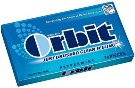 Orbit sugar-free gum