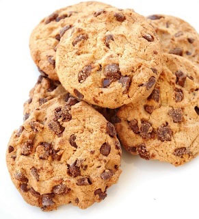 Chocolate Chip Cookies - photo courtesy of garytamin at freeimages