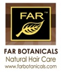 FAR Botanicals vegan hair products