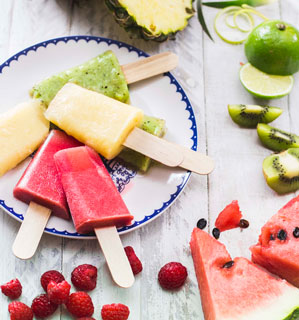 Fruity Baobab Ice Lollies by Eco Products